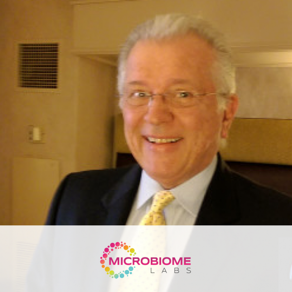 Microbiome Dr Andrew Cambell