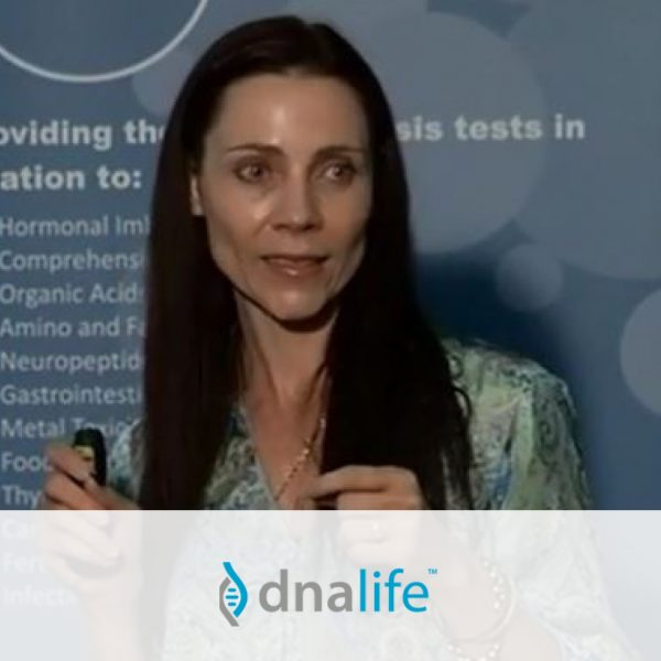 DNA Life – Dr Chantel Stanely