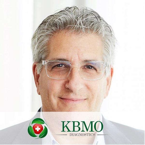 KBMO Dr Joel Evans